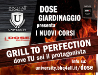 2° corso Grill to Perfection